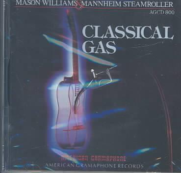 CLASSICAL GAS BY MANNHEIM STEAMROLLER (CD)