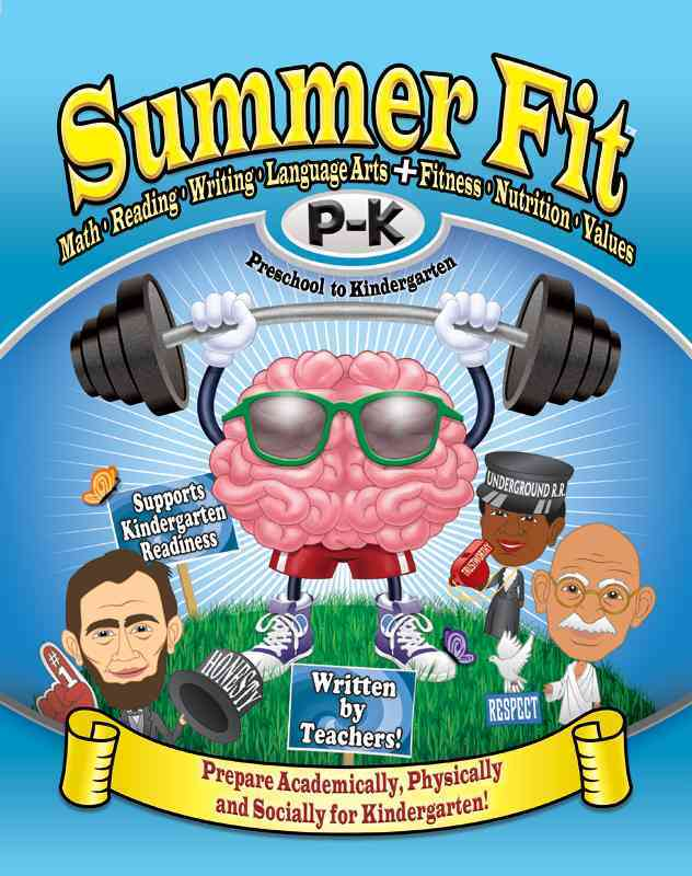 Summer Fit- Preschool to Kindergarten By Terrill, Kelly/ James, Sarria