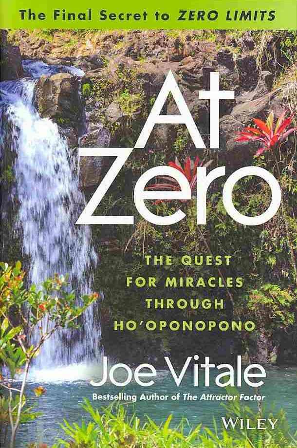 At Zero By Vitale, Joe