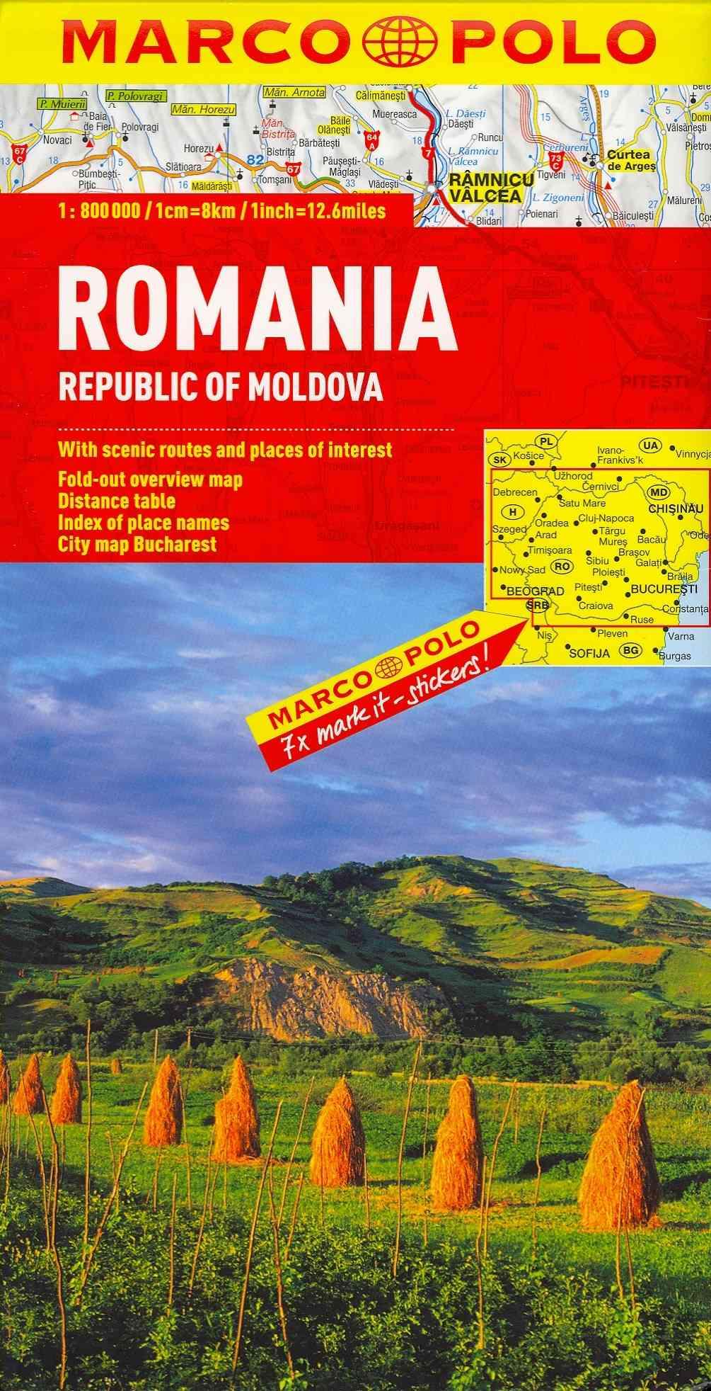 Romania Marco Polo By Marco Polo (EDT)